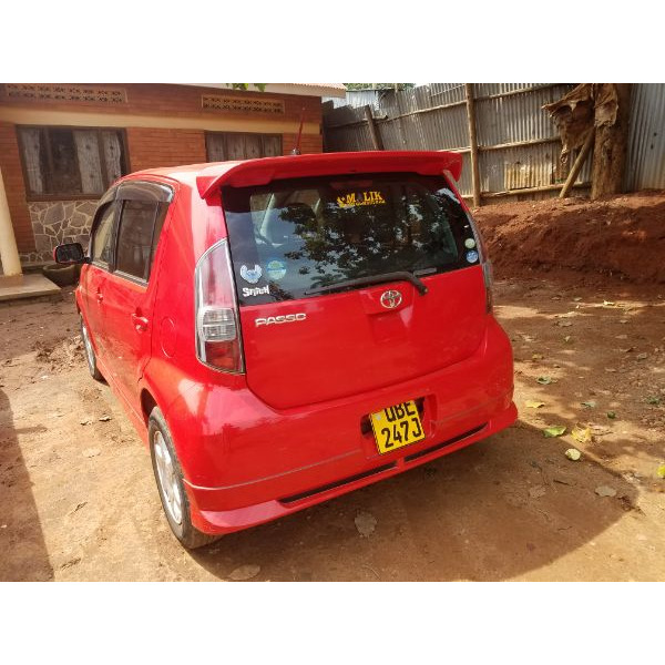 Toyota passo ube its abuy and drive - 2/5