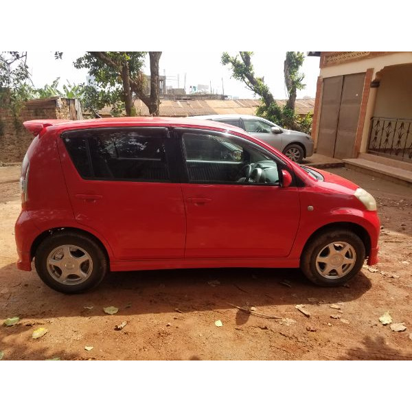 Toyota passo ube its abuy and drive - 4/5