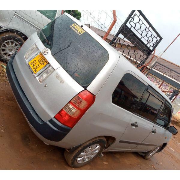 Toyota Probox Succed  For Sale - 5/5