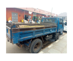 Canter Dumper for Urgent Sale