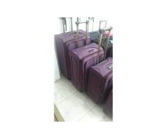 Suit Case, travel bag.