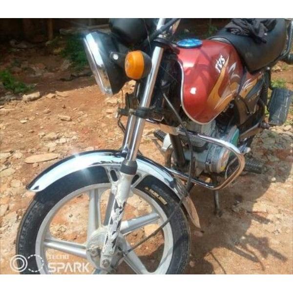 Motorbike - 2/3