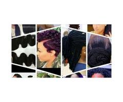 Hair dresser/hair stylist