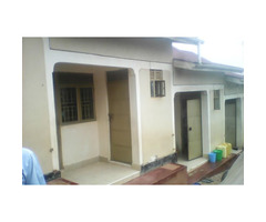 One bedroom house for rent in zana ndejje.