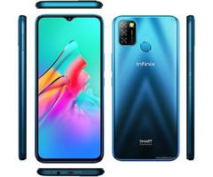 Infinix smart 5 used but still looks like new