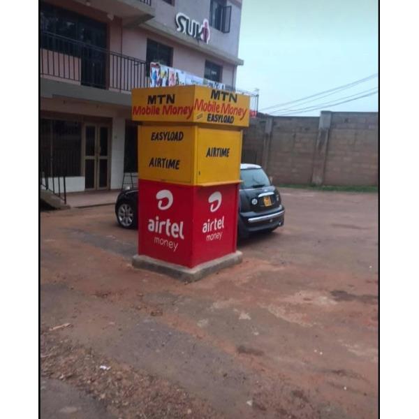 Mobile money kiosk for rent - 2/2