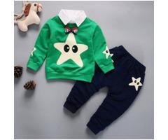 Kids clothing set