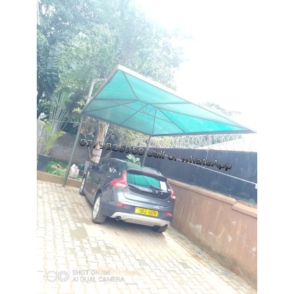 Car shade canopy water and sun proof 100% - 2/5