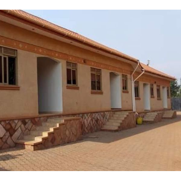 Kireka nice double rooms are available for rent @200k - 1/5