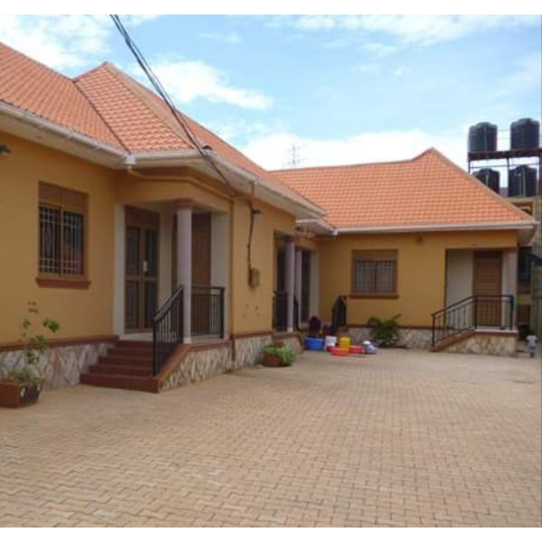 Kireka double rooms are available for rent @200k - 1/5