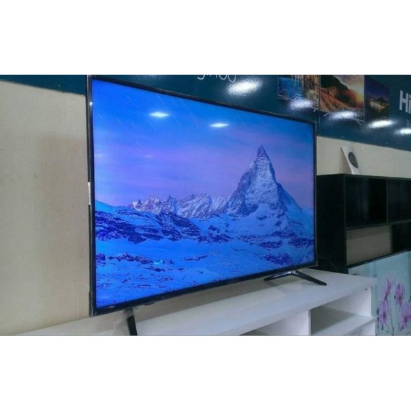 32inch flat screen TV brand new with inbuilt decoder find us at sbcity plaza opposite old taxi Park - 1/5