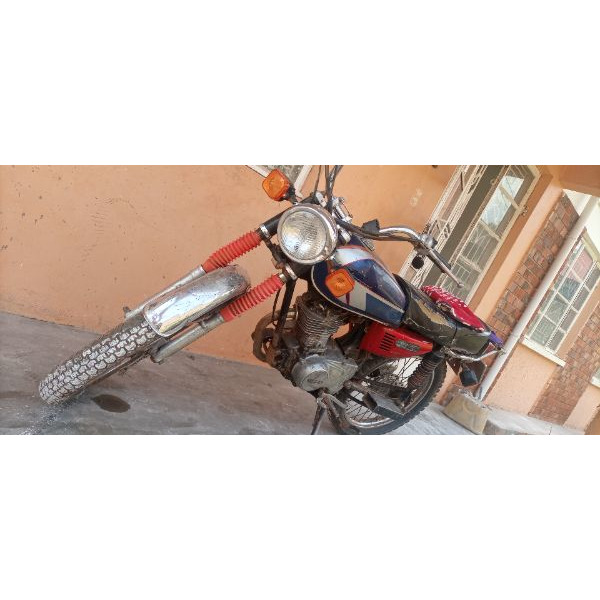 Motorcycle - 1/5