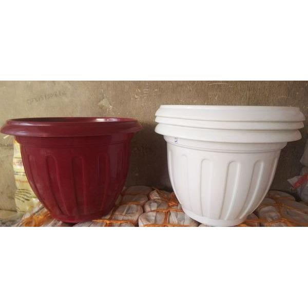 plastic flower pots  for sale - 1/1