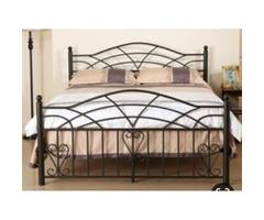 Metallic bed of 5*6