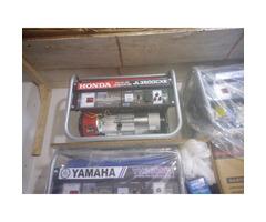 BRAND NEW HONDA GENERATOR 3.5KVA AVAILABLE FOR SALE