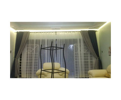 Curtainz and curtain rods