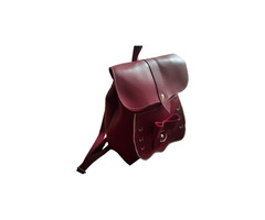 Maroon Ladies' BackPack
