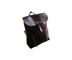 Black Ladies' Back Pack
