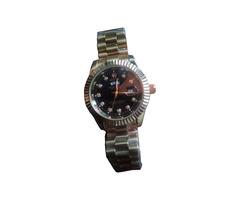 Golden big Rolex Wrist Watch