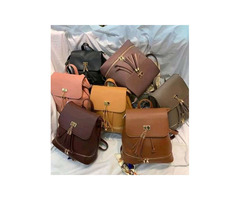 Women back pack bags