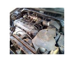 Toyota Starlet 1990 Black