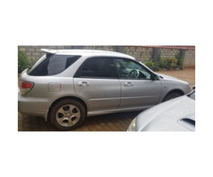 subaru impreza non turbo wagon 2007, 1500.