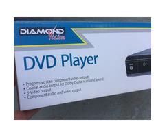 diamond dvd players new