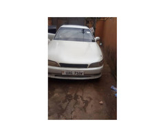 Toyota Mark II 1999 White