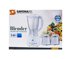Sayonna blender