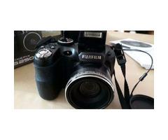 Fiji camera digital camera