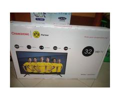 Brand new 32 inch flat screen TV